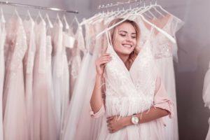 Large Selection of Designer Bridal Dresses