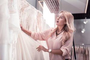 Large Selection of Bridal Dresses