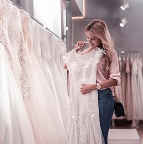 Travelling Bridal Boutique in Canada