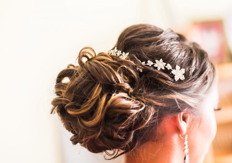 Large Selection of Bridal Hair Accessories
