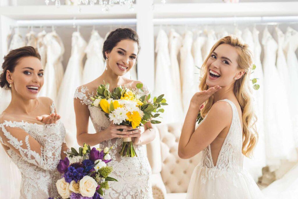 Pop-up Wedding Dress Sale